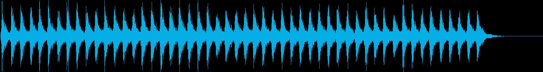 スレイベル ジングルベル シャンシャン!の再生済みの波形
