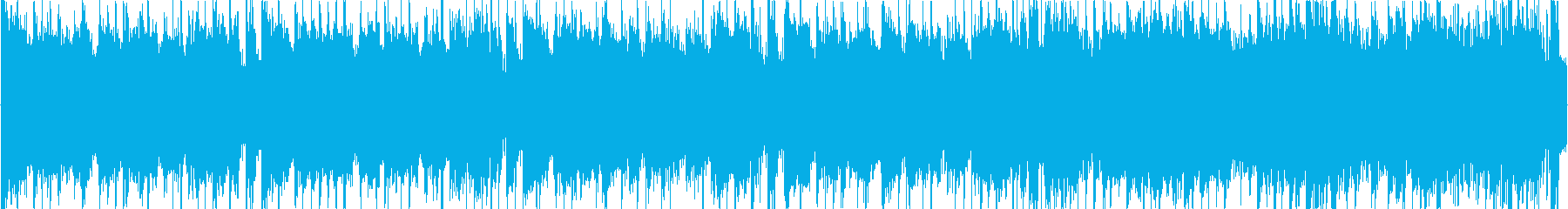 さわやか系ロックなループ曲ですの再生済みの波形