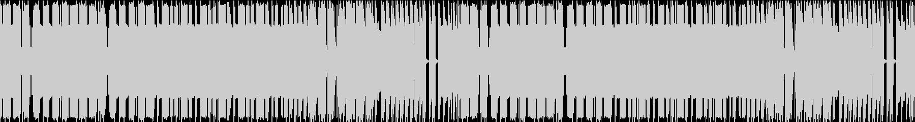 FC風ループ 伝説を辿っての未再生の波形