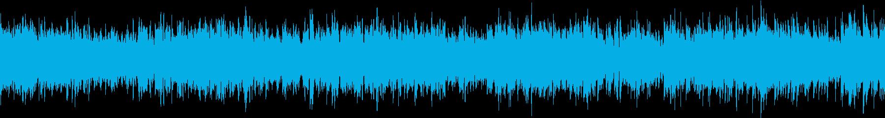 壮大な宇宙 プラネタリウムの再生済みの波形