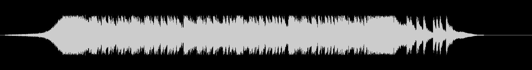 【爽やか】新しい挑戦をする雰囲気のBGMの未再生の波形