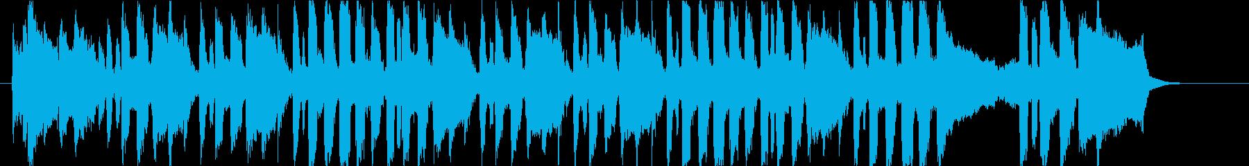 誕生日の歌(ワルツver) 【カイ】の再生済みの波形