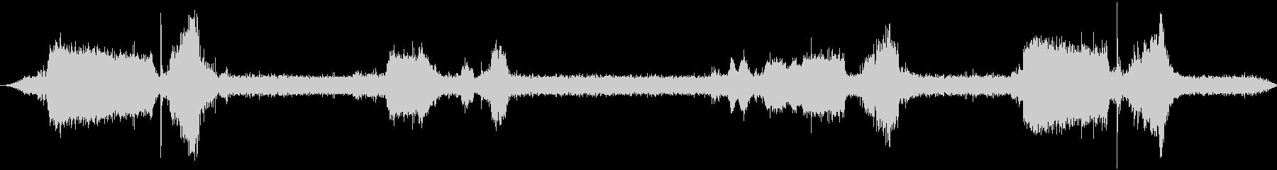 アンティーク製材所:ディーゼルエン...の未再生の波形
