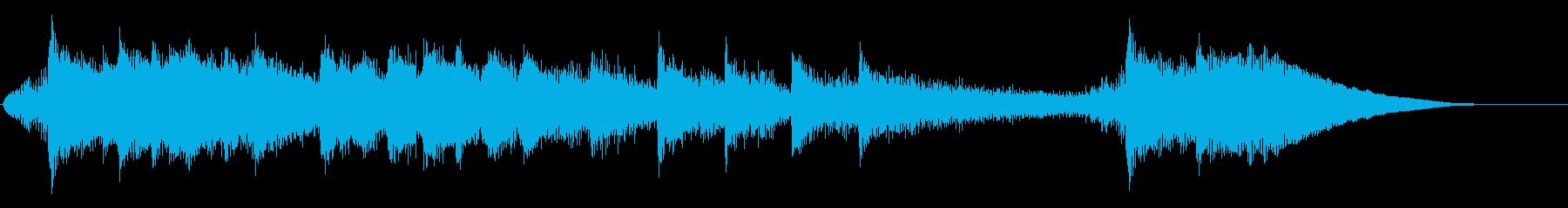 エレクトロニック テレビゲームの再生済みの波形