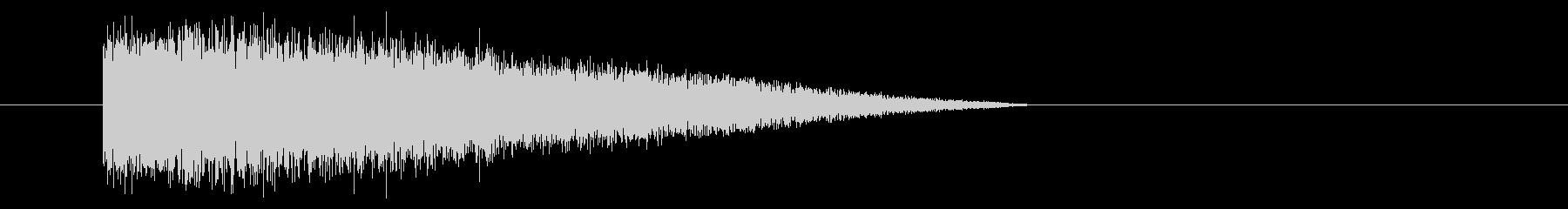 SNES-RPG04-08(魔法 氷1)の未再生の波形