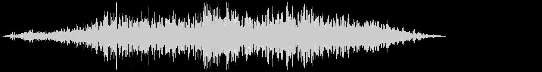 ワープ エナジー系(シュワーン、ギュルルの未再生の波形