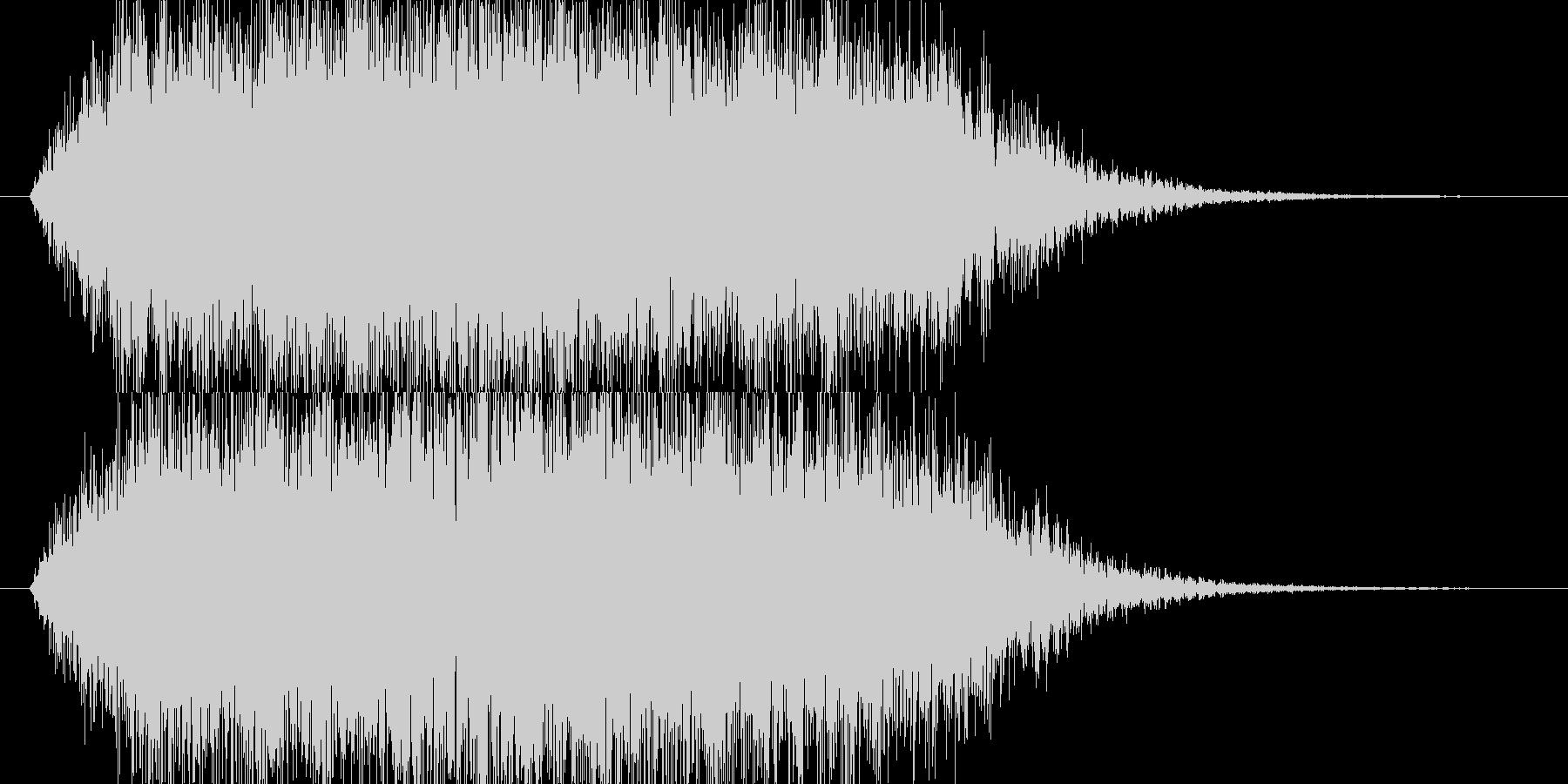 シュワー(ゲーム、アプリ、サウンドロゴ)の未再生の波形