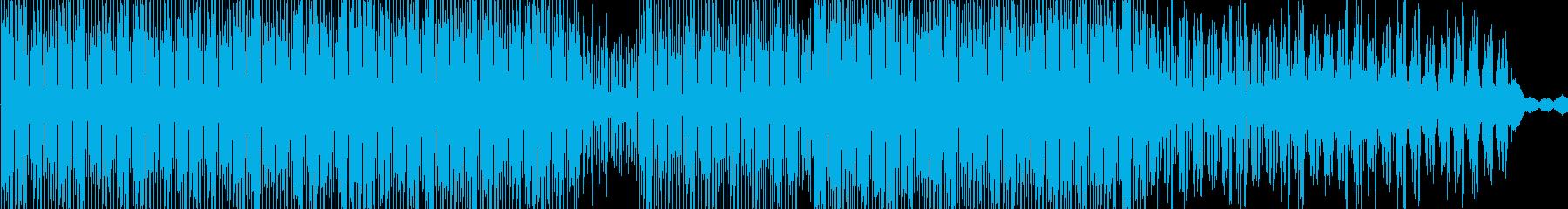 爽やか〜で明るくオシャレ〜なEDMの再生済みの波形