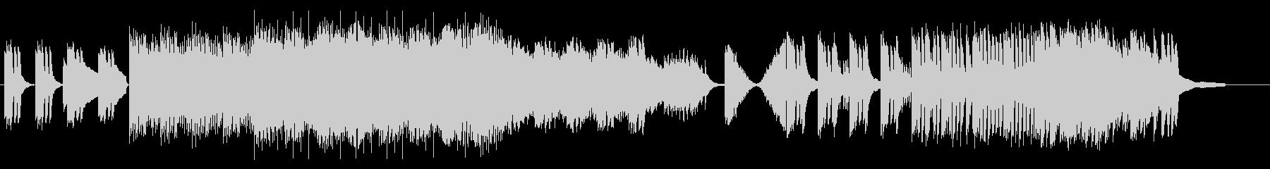 寒空と時計台 エモい・切ないピアノ曲の未再生の波形