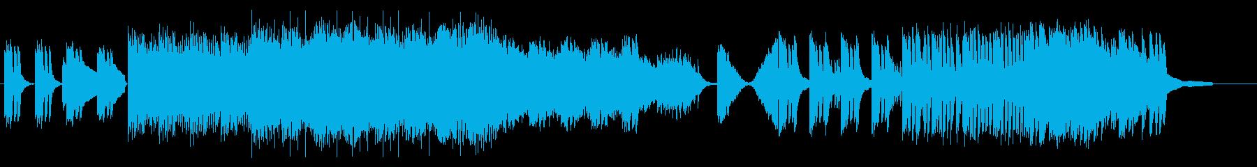 寒空と時計台 エモい・切ないピアノ曲の再生済みの波形