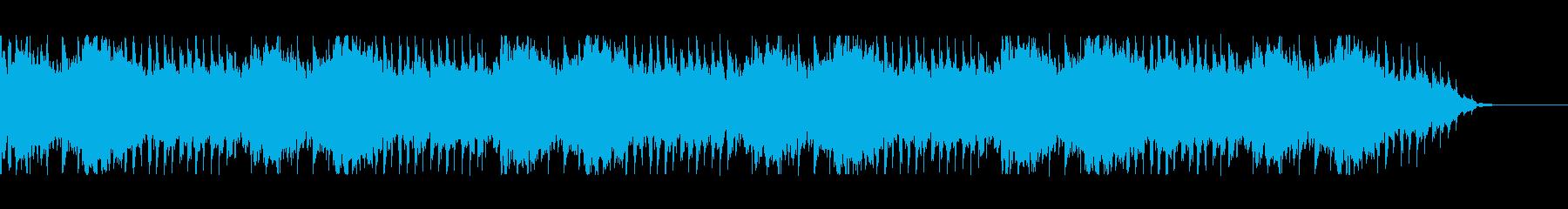 重い、エレクトロニカの再生済みの波形