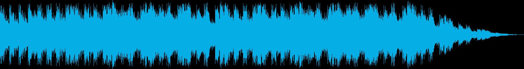 マズルカをアレンジしました。の再生済みの波形