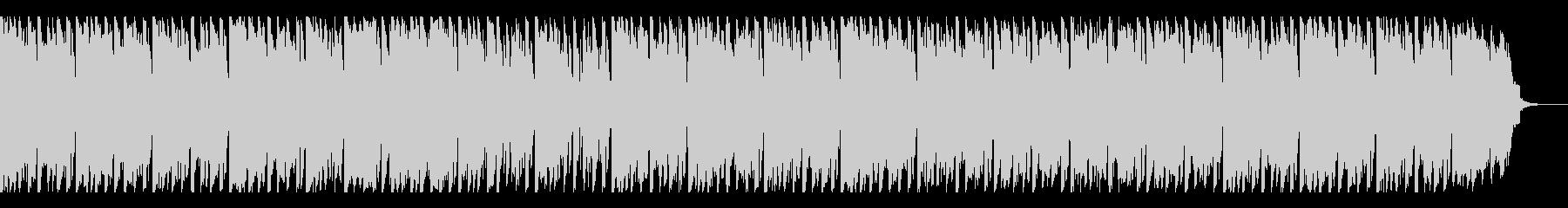 ほのぼのとしたレゲエカントリーの未再生の波形