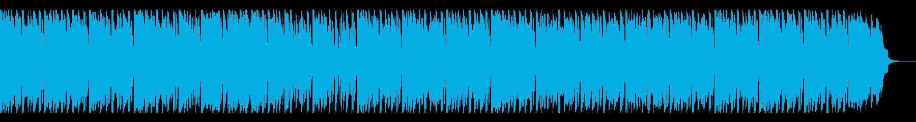 ほのぼのとしたレゲエカントリーの再生済みの波形