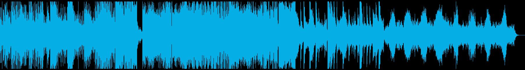 ムソルグスキー 組曲「展覧会の絵」 7の再生済みの波形