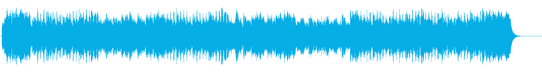 時代劇スペシャル系マイナー・テーマの再生済みの波形