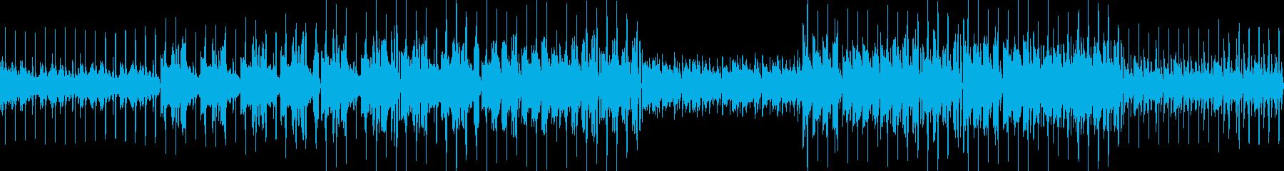 ■チルアウト風・ビブラフォン・リラックスの再生済みの波形