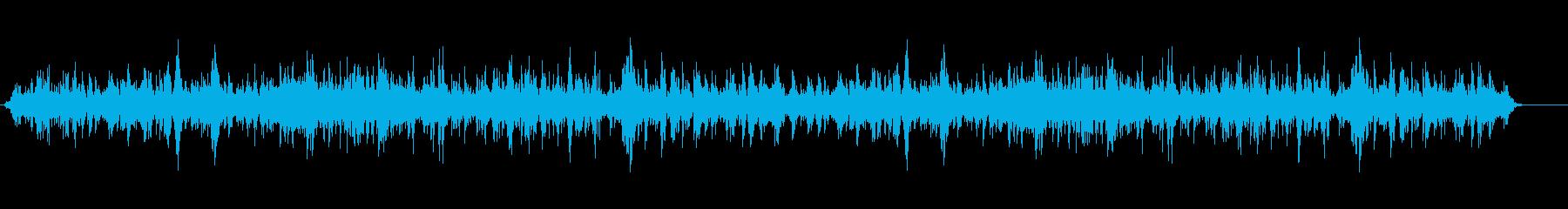 ドローンコンスタントロードローン、...の再生済みの波形