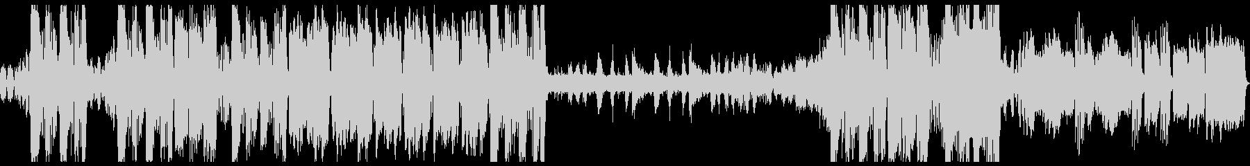 定番クラシック・結婚式・ウェディングの未再生の波形