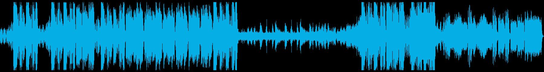 定番クラシック・結婚式・ウェディングの再生済みの波形