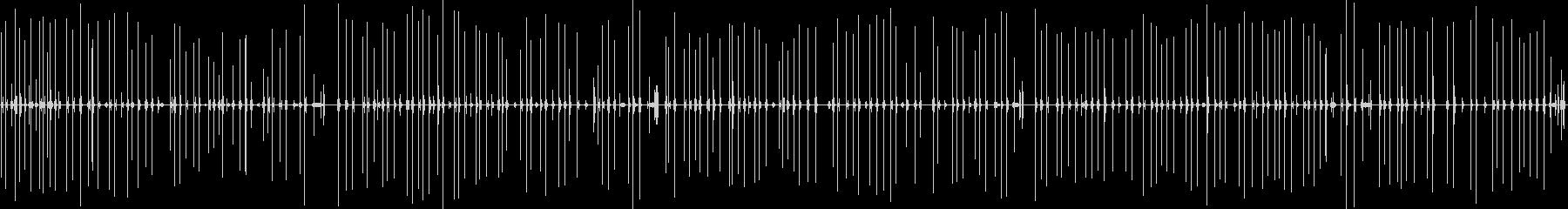 大型アンティークアンダーウッドタイ...の未再生の波形