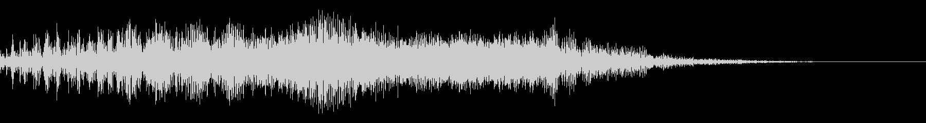 サーボ13の未再生の波形