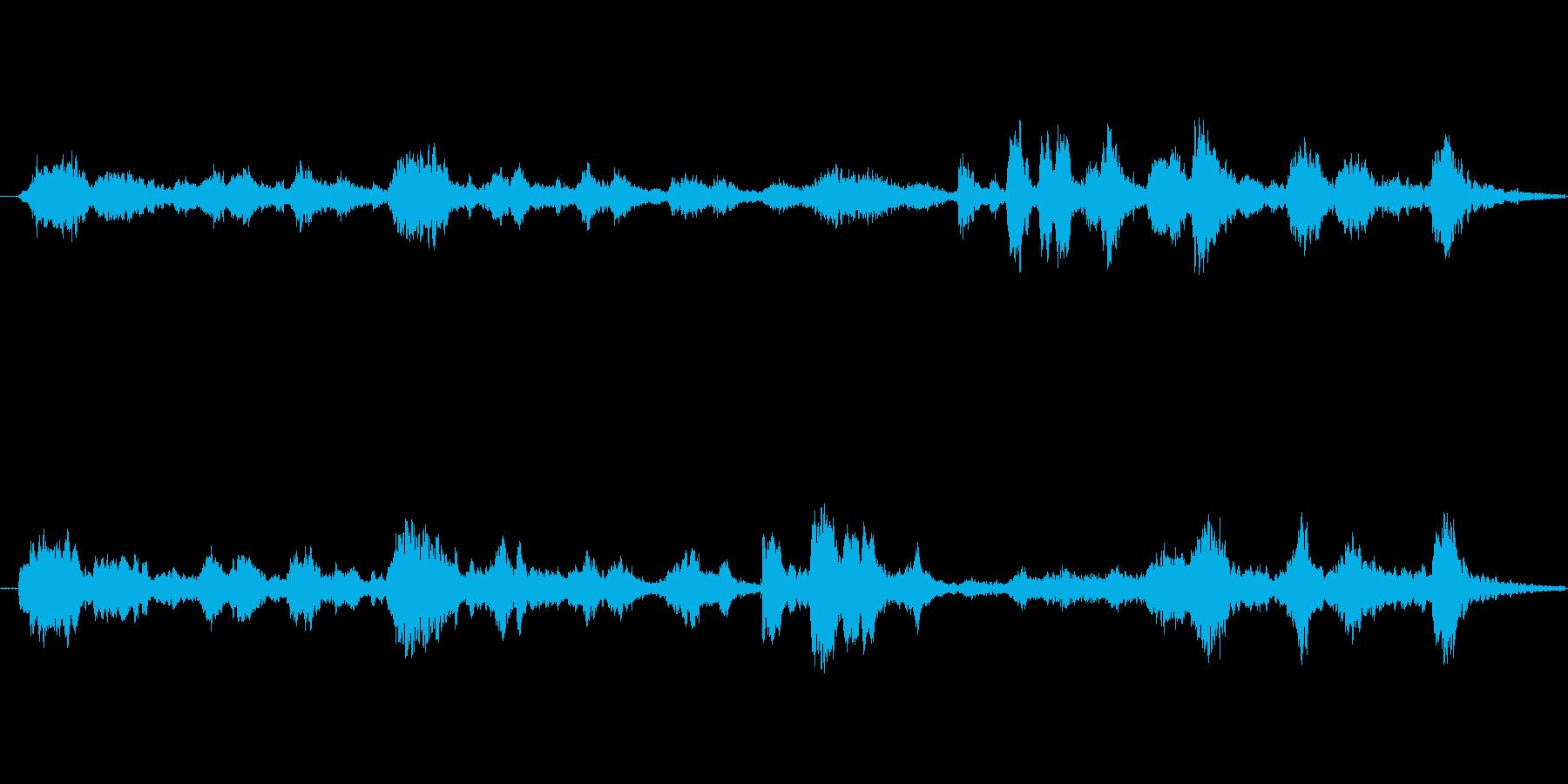 (「はないちもんめ」)の再生済みの波形