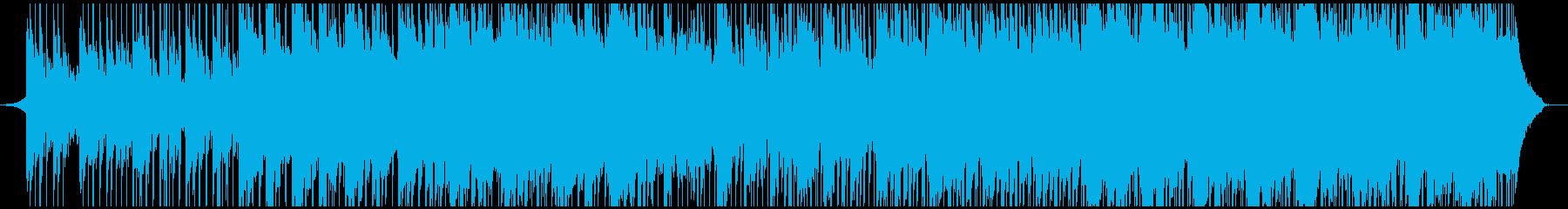 ポップ テクノ コーポレート ほの...の再生済みの波形