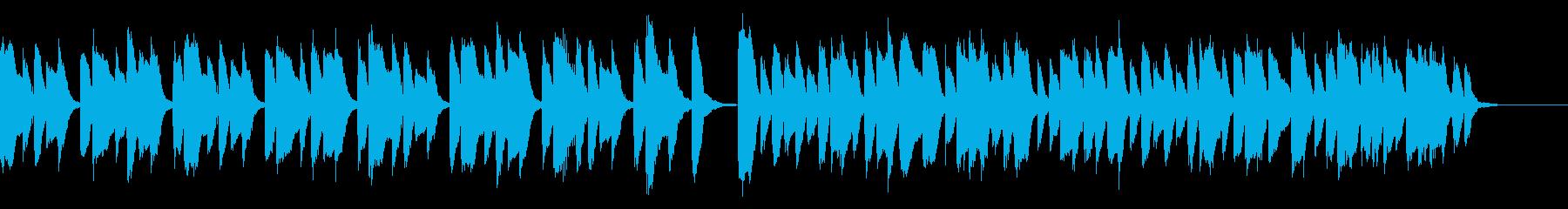 知育・料理・パズル・日常ピアノ29Aの再生済みの波形
