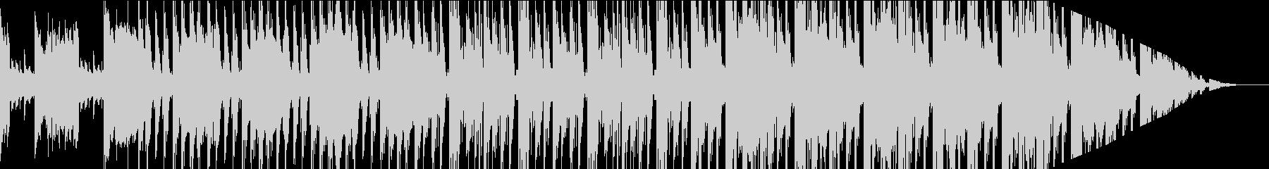 おしゃれなアコギが奏でる2ステップの未再生の波形