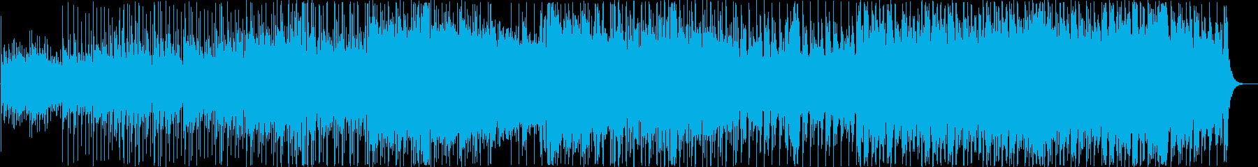 動画 技術的な 説明的 繰り返しの...の再生済みの波形