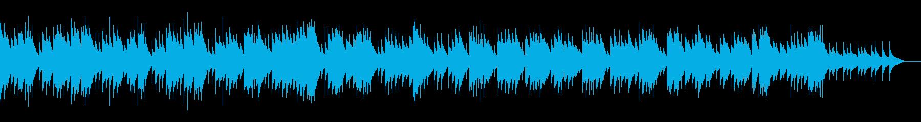 ボロディン ダッタン人の踊り オルゴールの再生済みの波形