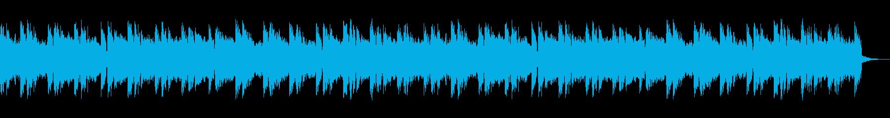 ミステリー-2=何か起きそう-やや重いの再生済みの波形