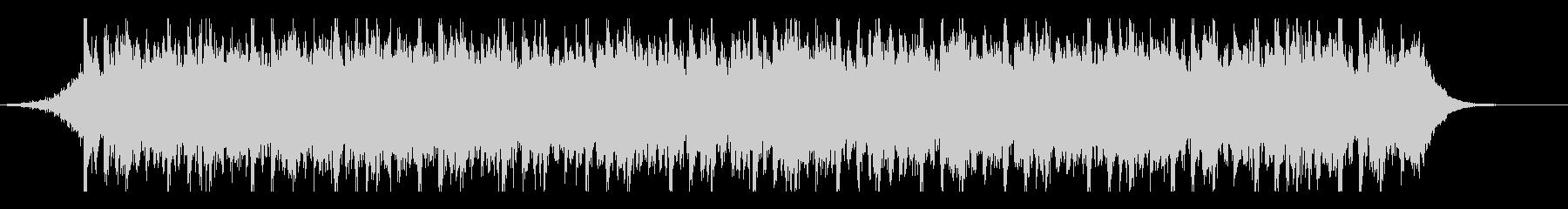 デザートプリンス(中)の未再生の波形