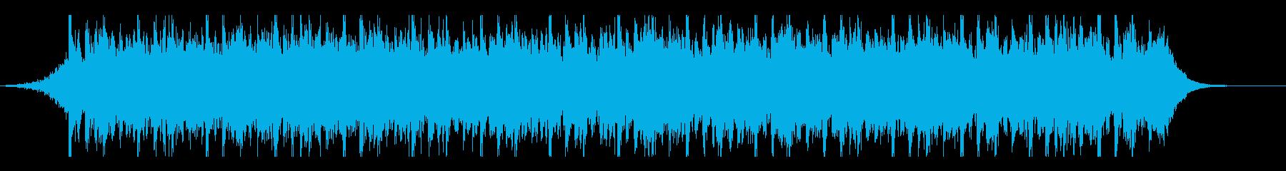 デザートプリンス(中)の再生済みの波形