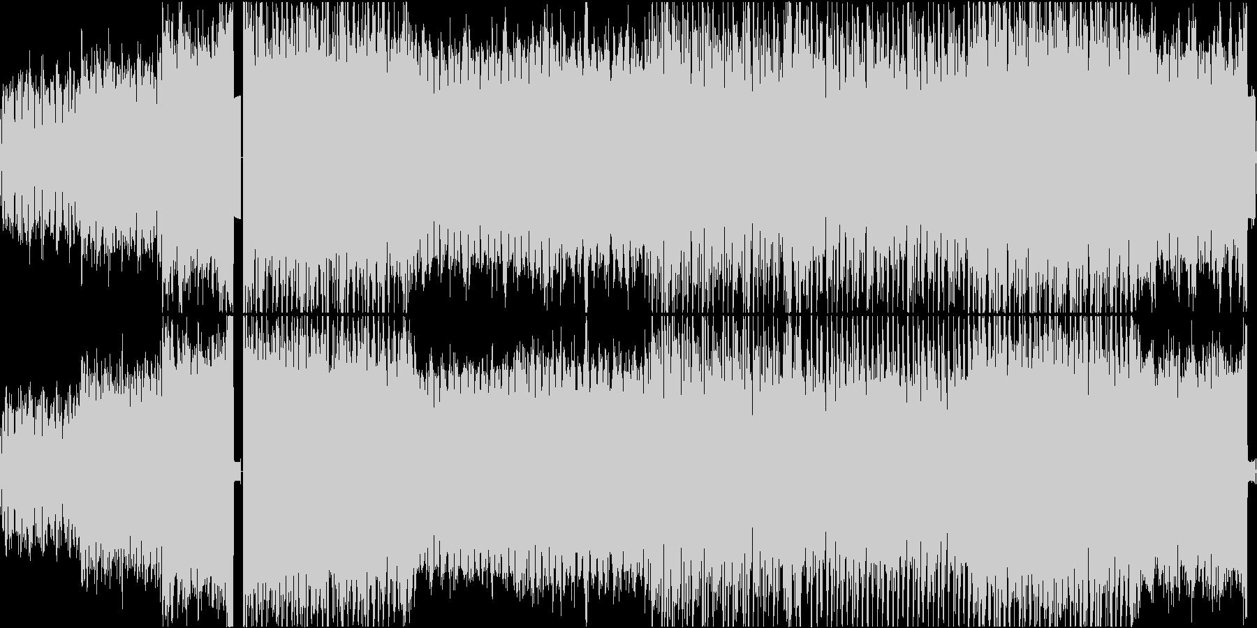【ループ】アンビエント/電子音・浮遊感の未再生の波形