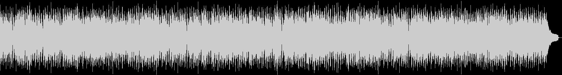 ボサノヴァ ジャズの未再生の波形