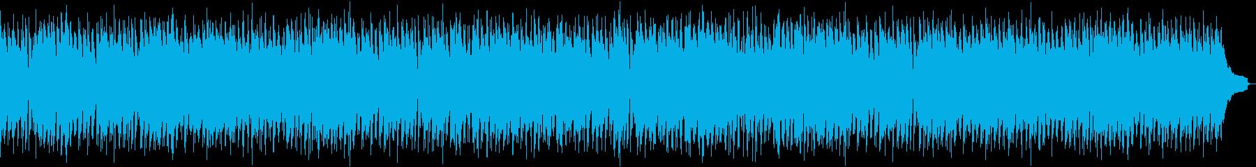 ボサノヴァ ジャズの再生済みの波形