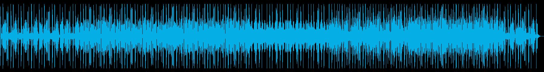 都会的な切ない雰囲気のR&B_No525の再生済みの波形