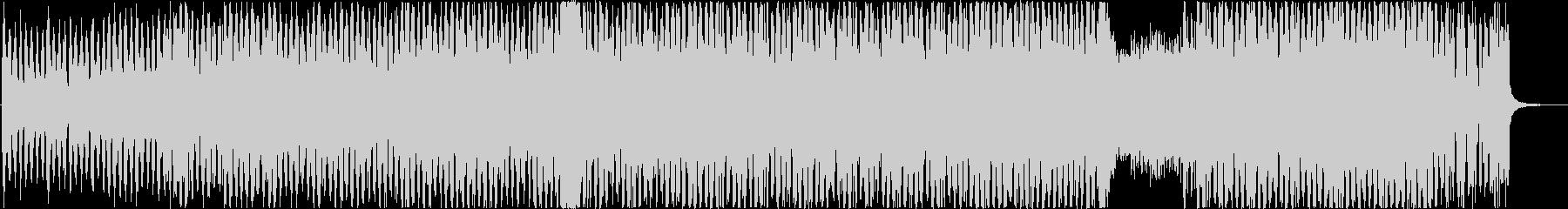 g線上のアリアのエレクトロアレンジです。の未再生の波形