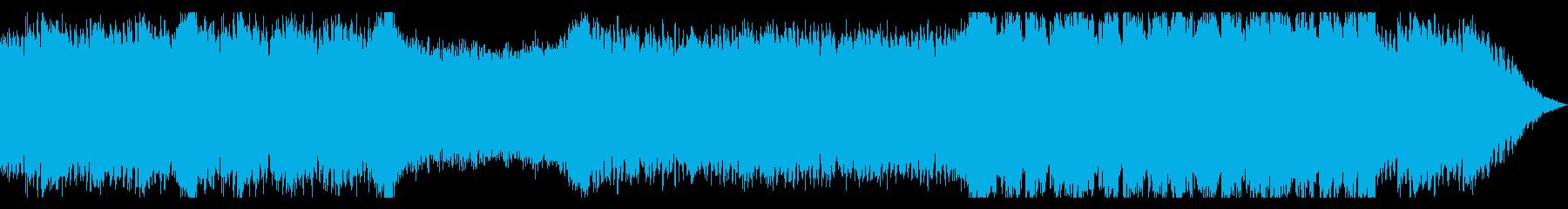 想いを繋げるBGMの再生済みの波形