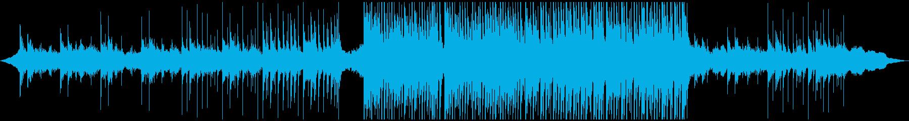 コーポレート 野生 パーカッション...の再生済みの波形