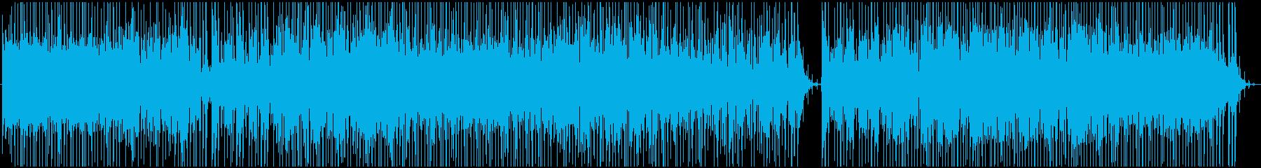 KYOTOの再生済みの波形