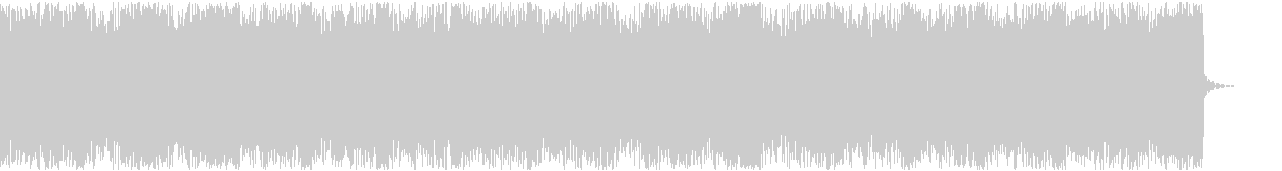 【EDM】7秒、ジングル1の未再生の波形