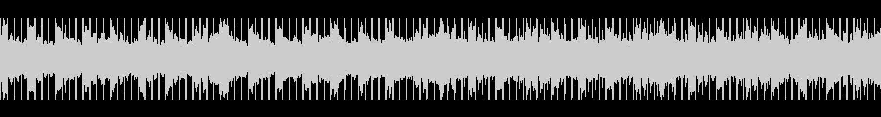 製品プレゼンテーション(ループ)の未再生の波形