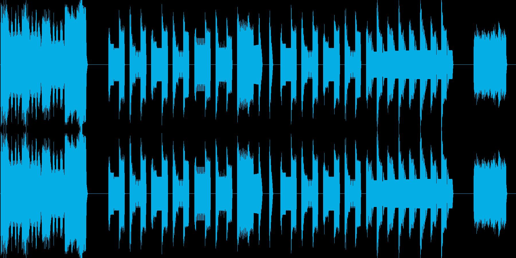 8ビットRPGのんの再生済みの波形