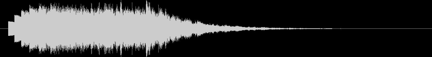 KANT アプリジングル12212の未再生の波形