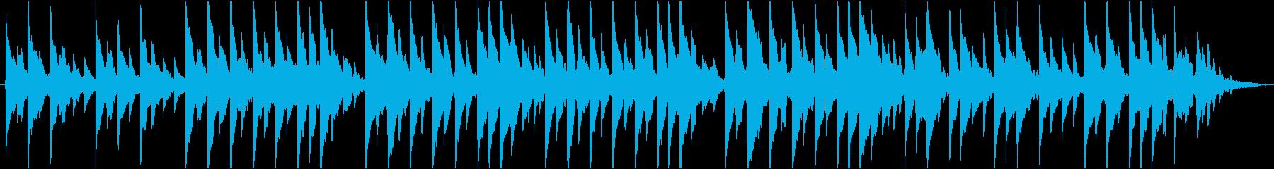 Sakura Sakura Music Box_Japanese, Seasons, Four Seasons's reproduced waveform