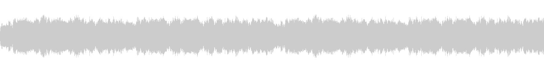 ほのぼの動画用BGM ループ HM005の未再生の波形