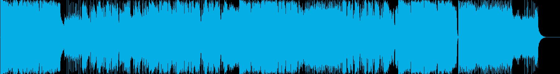 センチメンタル・ジャーニーの再生済みの波形